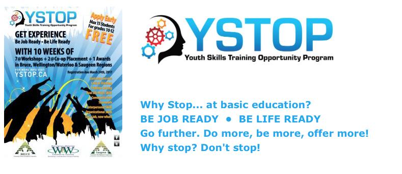 YSTOP poster 2017